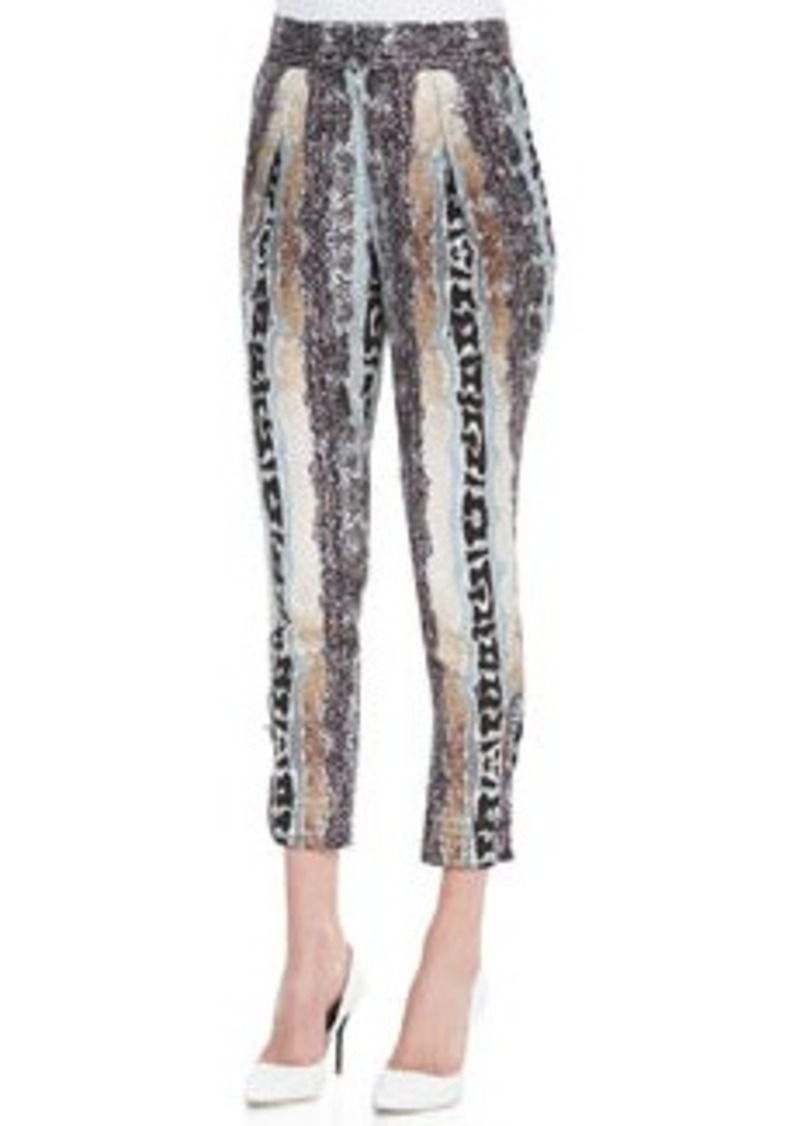 Atlas Printed Pants   Atlas Printed Pants