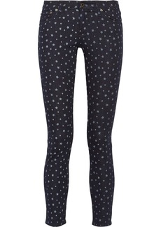 AG Jeans The Legging Ankle printed skinny jeans