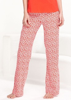 Tommy Hilfiger Hibiscus Long Pajama Pants