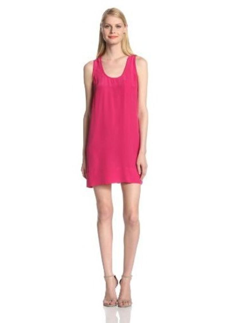 Joie Women's Peri B Silk Sleeveless Tank Dress