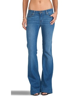 Paige Denim Fiona Flare in Harrison