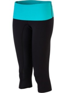 Roxy Outdoor Fitness Tradewinds Capri Reversible Tights - Women's