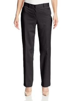Jones New York Women's Slim Leg Welt Pant