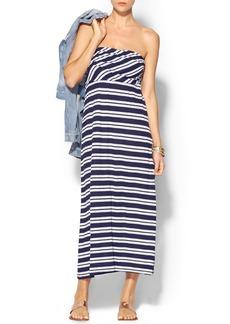 Michael Stars Mercer Stripe Convertible Skirt/Dress