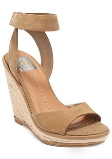 DV by Dolce Vita Tonya Platform Wedge Sandals