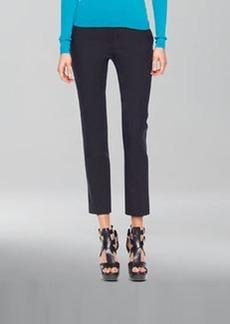 Michael Kors Samantha Skinny Pants, Black