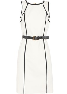 MICHAEL Michael Kors Stretch-cotton poplin dress