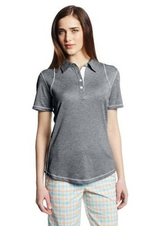 Cutter & Buck Women's Drytec Ava Heathered Polo