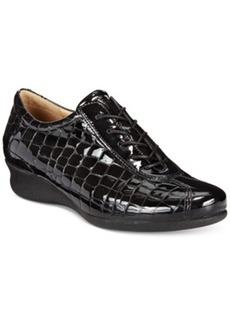 Ecco Abelone Oxford Flats Women's Shoes