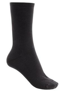 ECCO Cushion Comfort Crew Socks (For Women)