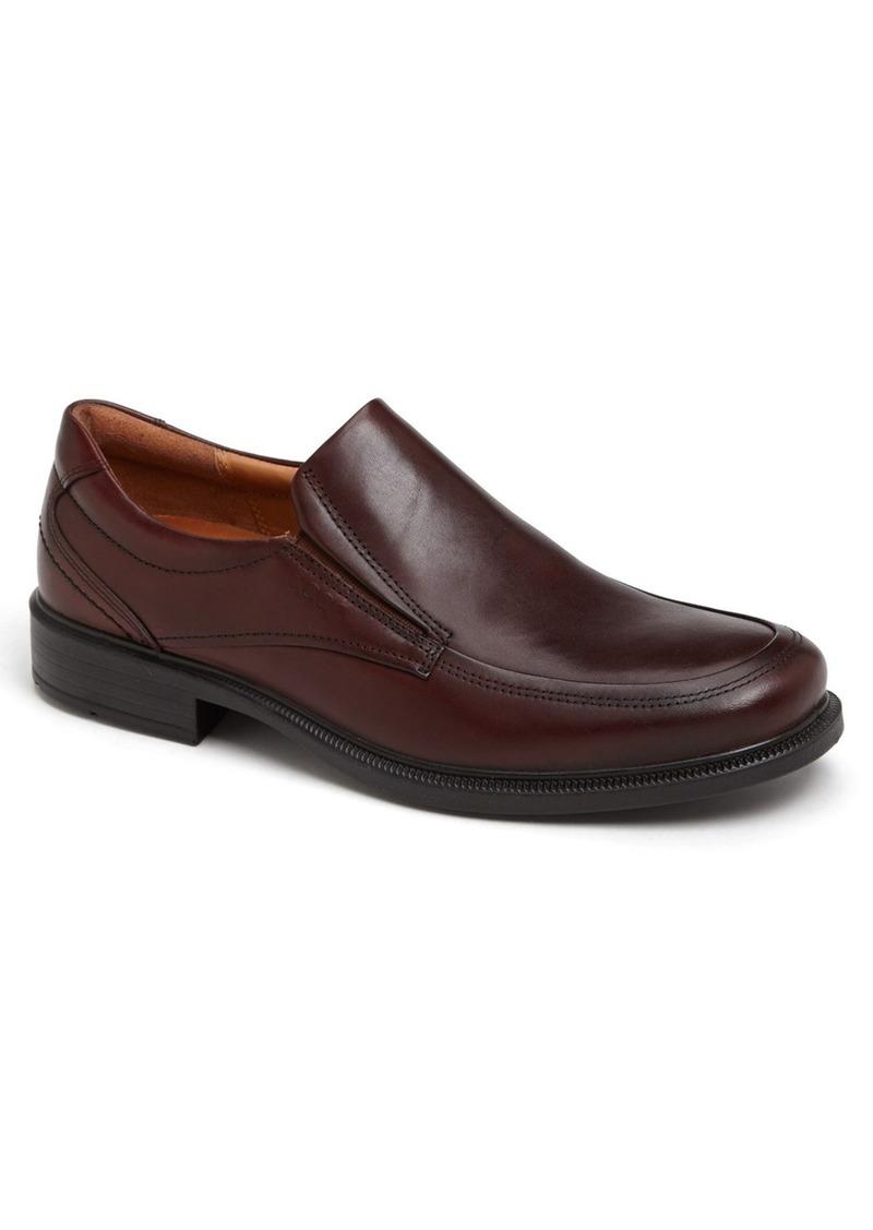 ecco dublin venetian loafer