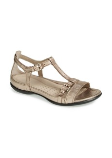 ECCO 'Flash' T-Strap Sandal (Special Purchase)