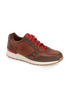 ECCO Leather Sneaker (Women)