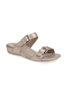 ECCO 'Touch 25' Leather Slide Sandal
