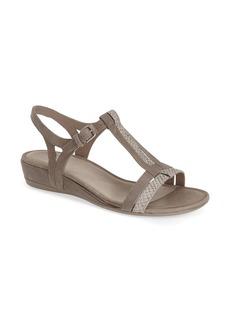 ECCO 'Touch 25' T-Strap Sandal (Women)