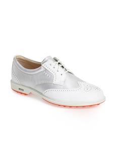 ECCO 'Tour' Hybrid Wingtip Golf Shoe (Women)
