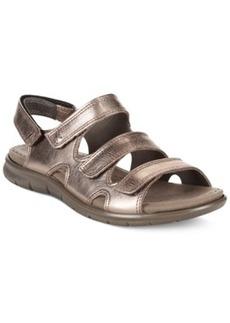 Ecco Women's Babett Three Strap Sandals Women's Shoes