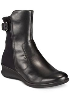 Ecco Women's Babett Waterproof Wedge Booties Women's Shoes