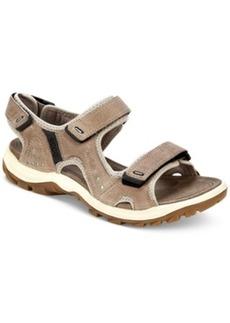 Ecco Women's Cheja Flat Sandals Women's Shoes