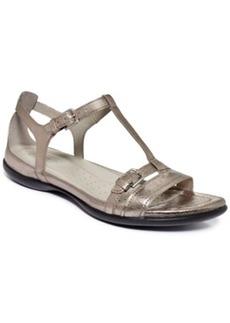 Ecco Women's Flash T-Strap Sandals Women's Shoes