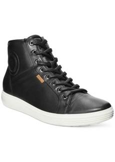 Ecco Women's Soft Vii High-Top Sneakers Women's Shoes