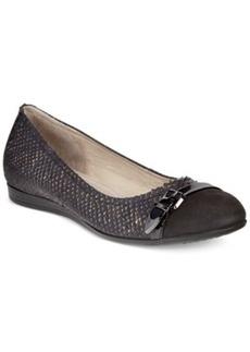 Ecco Women's Touch 15 Scale Ballerina Flats Women's Shoes