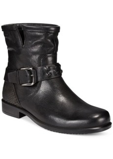 Ecco Women's Touch 25 Buckle Mid-Shaft Boots Women's Shoes