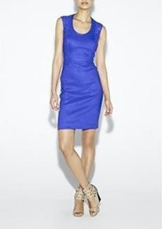 Dorian Stretch Linen Dress