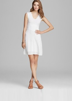 Catherine Malandrino Dress - Betty Pointelle Fit and Flare