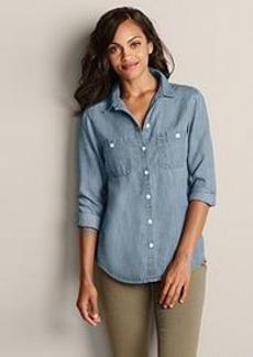 """<img class=""""prd-image"""" src=""""//eddiebauer.scene7.com/is/image/EddieBauer/0082737_419M1?%24category%24"""" alt=""""Tranquil Button-Front Shirt - Indigo"""" title=""""Tranquil Button-Front Shirt - Indigo"""">"""