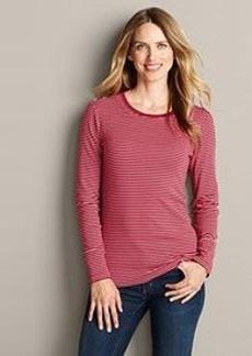 "<img class=""prd-image"" src=""//eddiebauer.scene7.com/is/image/EddieBauer/0090357_978M1?%24category%24"" alt=""Long-Sleeve Favorite Crewneck T-Shirt - Stripe"" title=""Long-Sleeve Favorite Crewneck T-Shirt - Stripe"">"