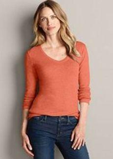 "<img class=""prd-image"" src=""//eddiebauer.scene7.com/is/image/EddieBauer/0095638_467M1?%24category%24"" alt=""Women's Favorite Long-Sleeve V-Neck T-Shirt"" title=""Women's Favorite Long-Sleeve V-Neck T-Shirt"">"