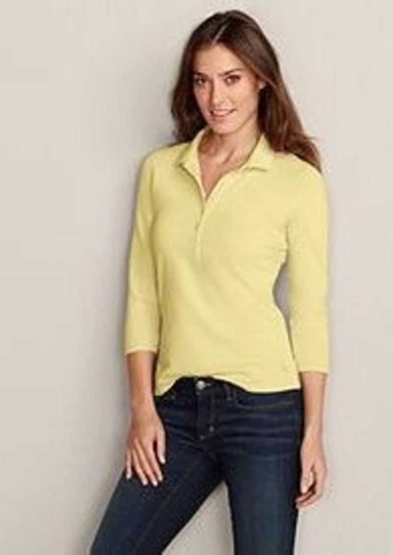Women 39 S Polo Shirts Eddie Bauer