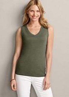 "<img class=""prd-image"" src=""//eddiebauer.scene7.com/is/image/EddieBauer/0098943_283M1?%24category%24"" alt=""Favorite Sleeveless V-Neck T-Shirt "" title=""Favorite Sleeveless V-Neck T-Shirt "">"