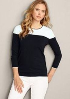 "<img class=""prd-image"" src=""//eddiebauer.scene7.com/is/image/EddieBauer/0106542_400M1?%24category%24"" alt=""Katie 3/4-Sleeve Sweater - Stripe"" title=""Katie 3/4-Sleeve Sweater - Stripe"">"