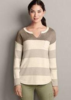 "<img class=""prd-image"" src=""//eddiebauer.scene7.com/is/image/EddieBauer/0106761_679M1?%24category%24"" alt=""Notch Neck Sweatshirt Sweater - Stripe"" title=""Notch Neck Sweatshirt Sweater - Stripe"">"