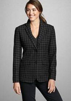"<img class=""prd-image"" src=""//eddiebauer.scene7.com/is/image/EddieBauer/0110005_707M1?%24category%24"" alt=""Women's Classic Wool-Blend Blazer - Pattern"" title=""Women's Classic Wool-Blend Blazer - Pattern"">"