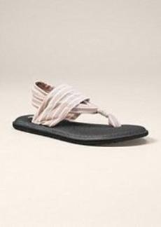 """<img class=""""prd-image"""" src=""""//eddiebauer.scene7.com/is/image/EddieBauer/0206107_245M1?%24category%24"""" alt=""""Sanuk Yoga Sling Sandals - Stripe"""" title=""""Sanuk Yoga Sling Sandals - Stripe"""">"""