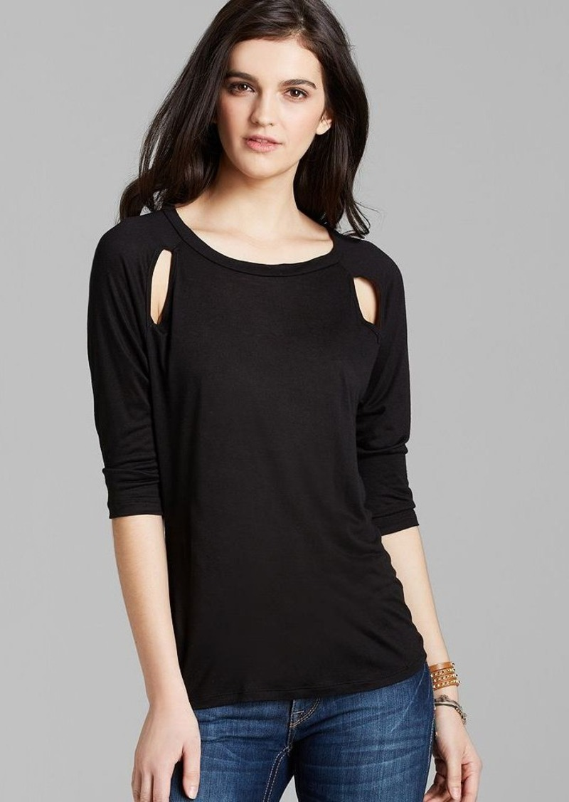 JET Tee - Slit Shoulder