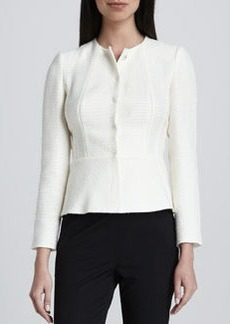 Lafayette 148 New York Donatella Tweed Jacket