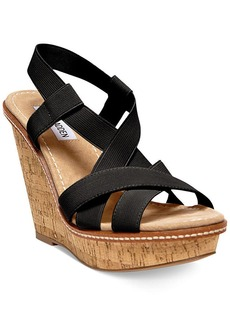 Steve Madden Women's Bouncce Platform Wedge Sandals