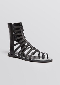 Kenneth Cole Flat Gladiator Sandals - Doone 2