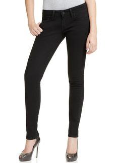 Levi's® Juniors 524 Skinny Jeans, Black Wash