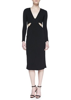 Jason Wu Jersey Cutout Dress