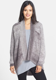 Eileen Fisher The Fisher Project 'Blurred' Mohair Blend Oval Cardigan