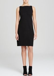 Eileen Fisher Boat Neck Shift Dress