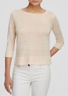 Eileen Fisher Boat Neck Sweater