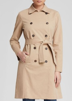 Eileen Fisher Classic Collar Coat - The Fisher Project