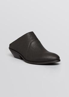 Eileen Fisher Clog Booties - Slide