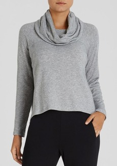 Eileen Fisher Cowl Turtleneck Pullover